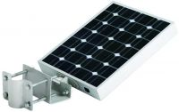 Lastest All in one 8W solar garden LED light street light