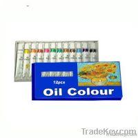oil colours, oil colors, oil paints, oil color set