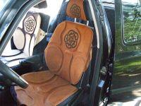 Genuine Leather Car Seat Cushion