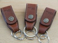 Genuine Leather Key rings and Key Chains