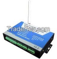 Wireless GPRS Data Logger Transmission Remote Alarm Controller (10AI