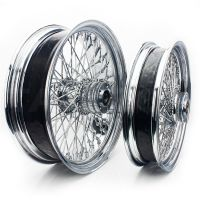 OEM Custom aluminum alloy motorcycle wheel sets for Harley Davidson