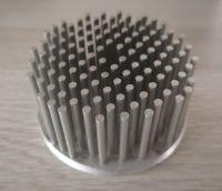 CNC machined metal parts, aluminum heat sink