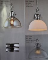 pendant light, classic and elegant style