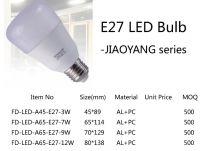 E27 / B22, E14 / G45, LED bulb light