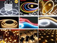 LED strips, LED tape, LED bars, silicon neon flex, motif lights