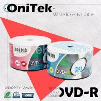 Oni tek DVD-R 16X A GRADE Blank Disc