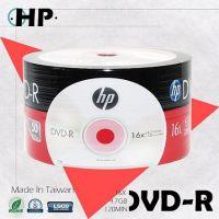 HP Blank DVD-R LOGO 4.7GB 120min