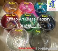 2013 China Newest Pedicure Spa Glass Bowl
