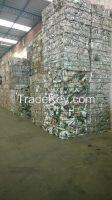 Aluminium Profiles scraps