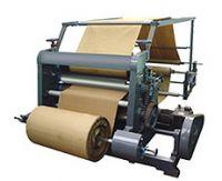 Corrugated box plant machinery :- corrugation machines, die cutting (c