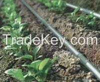 Drip Irrigation pipe with PE material