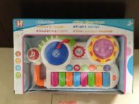 DJ Flower Toy Electronic Organ