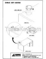 Wire management Grommet