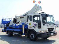 Truck Mounted Elevating Work Platform