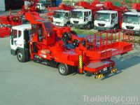 Truck Mounted Elevating