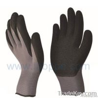 Working Gloves  - Safety Gloves & Crinkle Latex