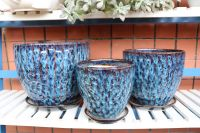 shine white flowerpots, ceramics flowerpot, Chaozhou flowerpot, Chinese flowerpot, gardenpots platers