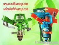 Plastic Garden Impulse Irrigation Sprinkler