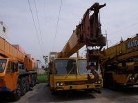 Used Kato 40 ton Crane NK400E, used kato crane, used truck crane