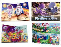 Printing/Hardcover book/soft book/Children book/pop-up book