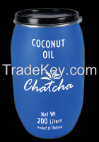 Coconut oil cooking