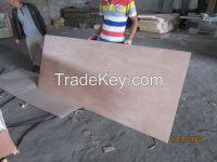 okoume plywood, Mahogany veneer plywood