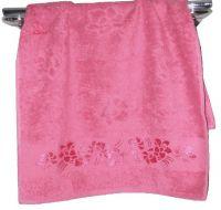BATH TOWELS & FACE TOWELS & HAND TOWELS & EMBRIODERY