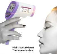 Newest Non-Contact Compact Infrared Forehead/Ear Thermometer for Hospital