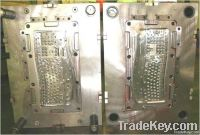 Plastic Injection Mould of Keyboard