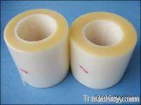 Calandered PVC film