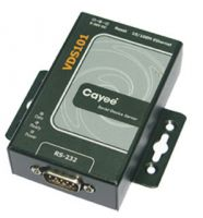 1-port RS-232 to 10/100Base-T(X) Device Server (VDS101)