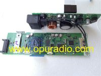 PCB solution for alpine 6 DVD changer optical fiber for BMW 7series car audio Navigation radio system