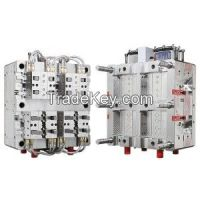 8+8 IMPRESSION TWIN-SHOT HOT RUNNER TOOL PLASTIC INJECTION MOULD