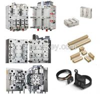 PLASTIC INJECTION MOULD FOR AUTO PARTS TOY PARTS ELECTRONIC ENCLOSURES