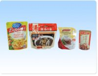Retortable pouch for ready to eat food