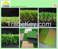 4 color Garden Decoration Artificial Grass