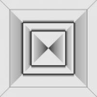 Square & Rectangular Flush Ceiling Diffusers: