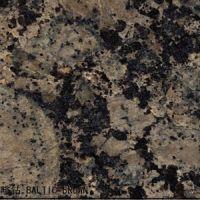 Baltic Brown stone granite tile and slab