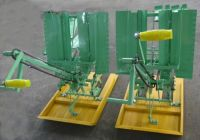 Heavy Duty 2 Rows Manual Rice Transplanter