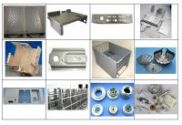 High Quality Precision Sheet Metal Parts