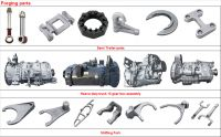 High Quality Forging Parts