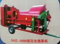Self propelled peanut picking machine/ Self-propelled Groundnut harvester/peanut picker machine/groundnut bagging machine