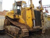 Used cat D8L bulldozer