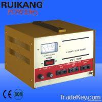 SVC-1000VA, AVR, automatic voltage stabilizer , Servo motor type