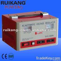 SVC-1500VA, AVR, automatic voltage stabilizer , Servo motor type