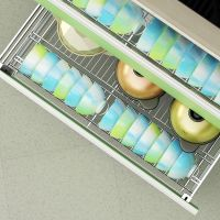 Kitchen Base Cabinet  Pull out Sliding Drawer Basket