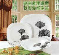 porcelain 18pcs dinner set