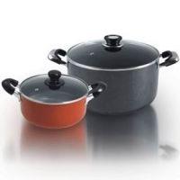 non-stick, stockpot, cookware,