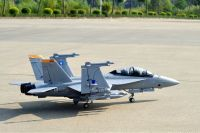 RC jet fighter factory F18